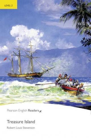 PER   Level 2: Treasure Island Bk/MP3 Pack - Stevenson Robert Louis