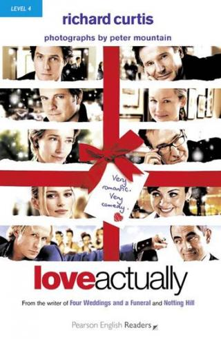 PER   Level 4: Love Actually Bk/MP3 Pack - Curtis Richard