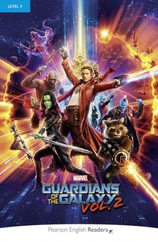 PER   Level 4: Marvel´s The Guardians of the Galaxy Vol. 2 Bk/MP3 CD