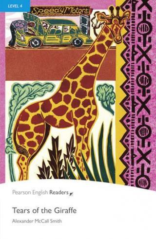 PER   Level 4: Tears of the Giraffe Bk/MP3 Pack