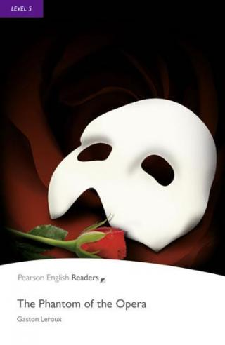 PER   Level 5: The Phantom of the Opera Bk/MP3 Pack - Leroux Gaston