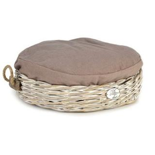 Pet Amour Kubu Round basket ratanový 50 cm