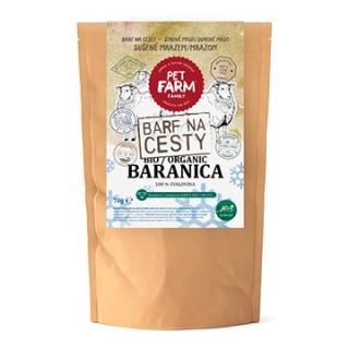 Pet Farm Family BIO Baranica - Barf na cesty 70 g