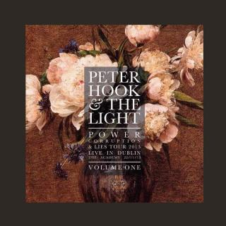Peter Hook & The Light Power Corruption And Lies - Live In Dublin Vol. 1  Coloured