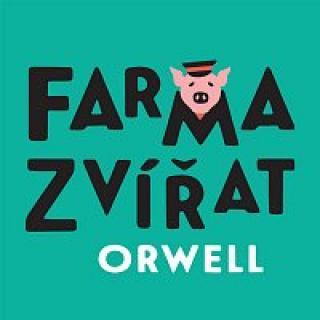 Petr Čtvrtníček – Orwell: Farma zvířat CD-MP3