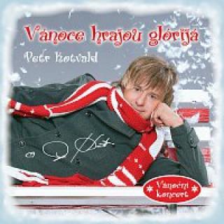 Petr Kotvald – Vánoce hrajou glórijá  CD