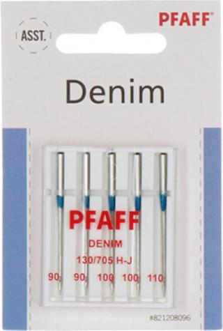 Pfaff 130/705 H-J 90-110 - 5x Jednojehla