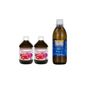 Pharma Activ Cranvita 1 1 500 ml   Ag100 10ppm 500 ml