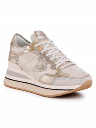 Philippe Model Sneakersy Triomphe TTLD DM01 Béžová dámské 38