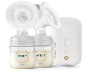 PHILIPS AVENT Odsávačka mateřského mléka elektronická Premium DUO