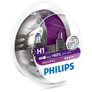 PHILIPS H1 VisionPlus 2ks