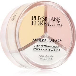 Physicians Formula Mineral Wear® minerální pudr 3 v 1 19,5 g dámské 19,5 g
