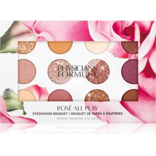 Physicians Formula Rosé All Day paletka očních stínů odstín Rosé All Play 13,7 g dámské 13,7 g