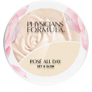 Physicians Formula Rosé All Day rozjasňující pudr s balzámem odstín Luminous Light 9 g dámské 9 g