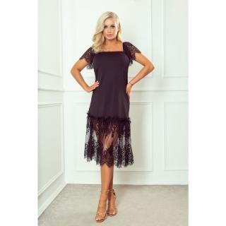 Piju Womans Dress Mira dámské Black L