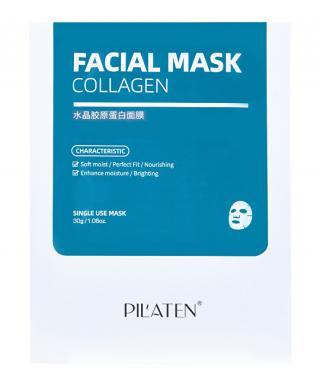 Pilaten Kolagenová maska Collagen Facial Mask 5 x 30 g dámské