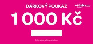 Pilulka  Dárkový poukaz 1000 Kč