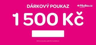 Pilulka  Dárkový poukaz 1500 Kč