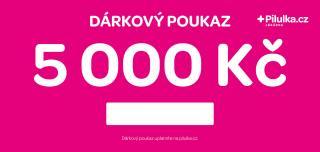 Pilulka  Dárkový poukaz 5000 Kč