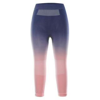 Pineiosa 5 Dámské Funkční Prádlo-3/4 Kalhoty XS-S dámské RŮŽOVÁ