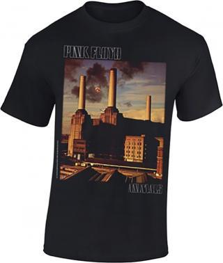 Pink Floyd Animals XL pánské Black XL