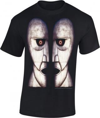 Pink Floyd Metal Heads Of Division L pánské Black L
