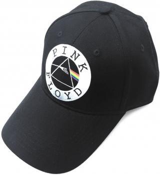 Pink Floyd Unisex Baseball Cap Circle Logo Black UNI