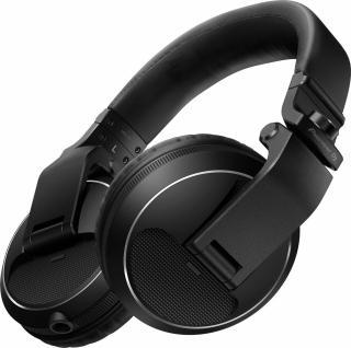 Pioneer Dj HDJ-X5-K DJ sluchátka Black