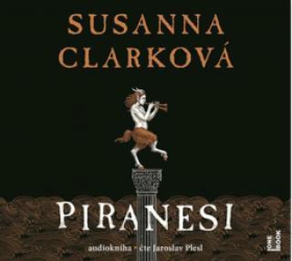 Piranesi - Susanna Clarková - audiokniha