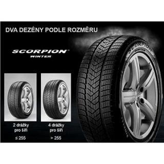 Pirelli SCORPION WINTER 255/55 R19 111 H zimní