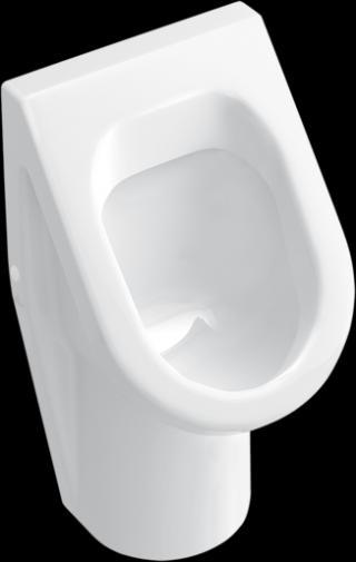 Pisoár závěsný Villeroy & Boch Omnia Architectura 55740001 bílá bílá