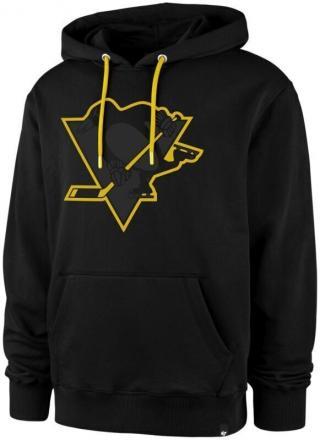 Pittsburgh Penguins Helix Colour Pop Pullover Black M M