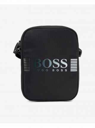 Pixel DD Cross body bag BOSS pánské černá