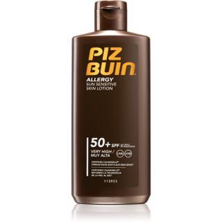 Piz Buin Allergy mléko na opalování pro citlivou pokožku SPF 50 200 ml dámské 200 ml