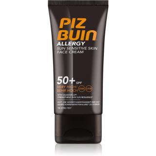 Piz Buin Allergy opalovací krém na obličej SPF 50  50 ml dámské 50 ml