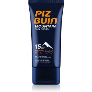 Piz Buin Mountain opalovací krém SPF 15 50 ml dámské 50 ml