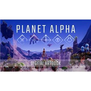 PLANET ALPHA - Digital Artbook (PC) DIGITAL