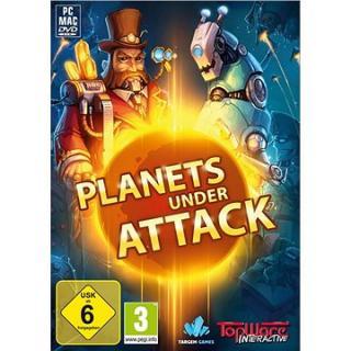 Planets Under Attack (PC) DIGITAL