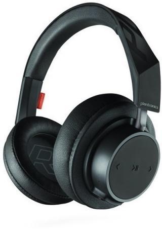 Plantronics Backbeat GO 605 Black