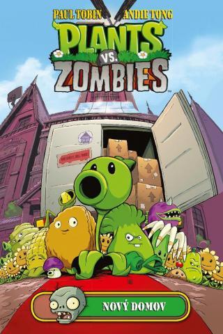 Plants vs. Zombies - Nový domov - Tobin Paul, Tong Andie