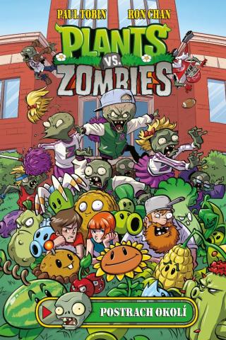 Plants vs. Zombies - Postrach okolí - Tobin Paul, Chan Ron