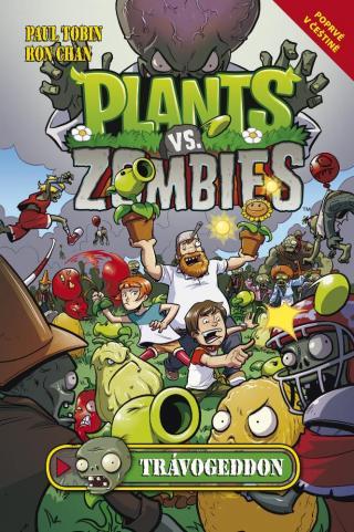 Plants vs. Zombies - Trávogedon -- Trávogedon