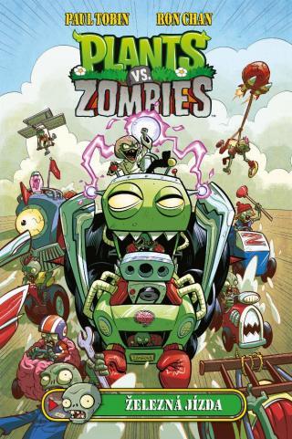 Plants vs. Zombies - Železná jízda - Tobin Paul, Chan Ron