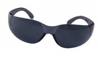 Plastové sluneční brýle č.1 - černé