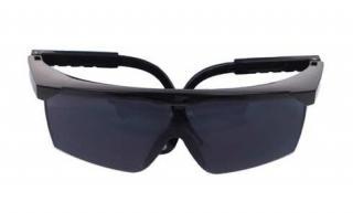 Plastové sluneční brýle č.2 - modré