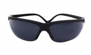 Plastové sluneční brýle č.3 - černé
