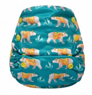 Plavky pro kojence - Lední medvěd