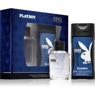 Playboy King Of The Game dárková sada I. pro muže pánské