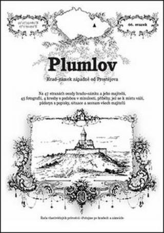 Plumlov -- Hrad-zámek západně od Prostějova