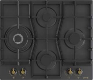 Plynová varná deska Gorenje černá GW6D42CLB
